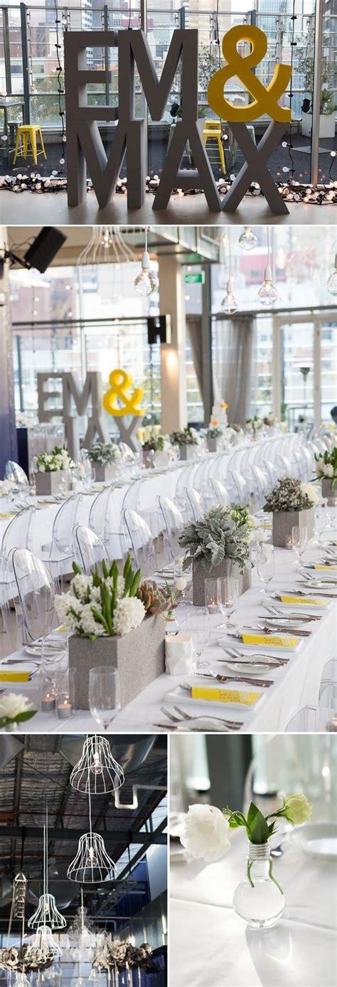 industrial wedding table decorations best 25 industrial wedding decor ideas on