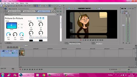 tutorial sony vegas pro 15 tutorial sony vegas pro 11 3d source alpha effect youtube