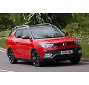 New SsangYong Tivoli XLV 2016 Review  Auto Express