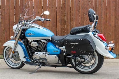 2009 suzuki boulevard c50t for sale on 2040 motos