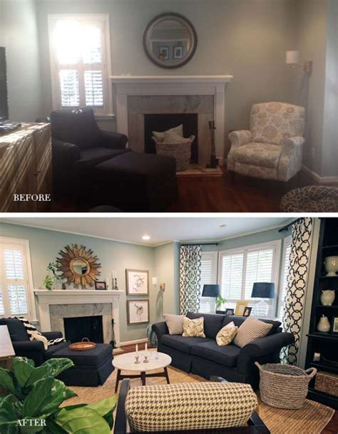 Where Can I The Room by 14 Living Rooms Before And After Their Superb