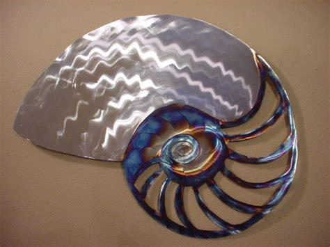Metal Shell Wall