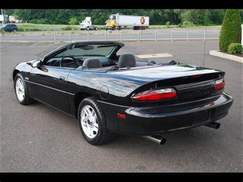 1996 chevy camaro specs 1996 chevrolet camaro z28 coupe in polo green metallic