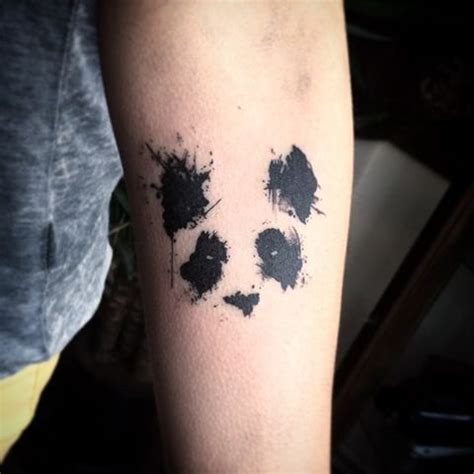 tattoo panda no braço pinterest the world s catalog of ideas