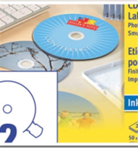 Cd Etiketten Drucken Freeware by Cd Label Drucken