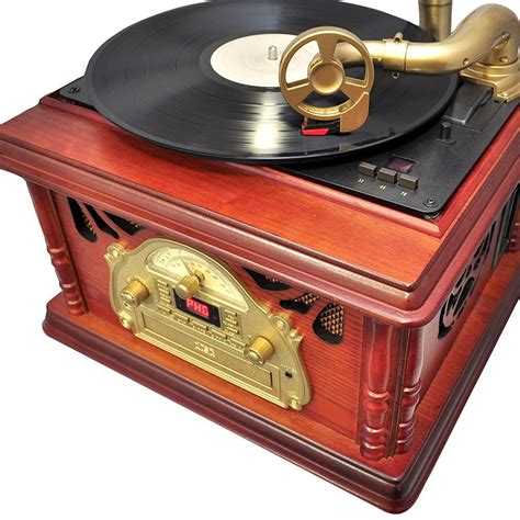 Records Homes Vintage Style Record Players Sweet Tiny