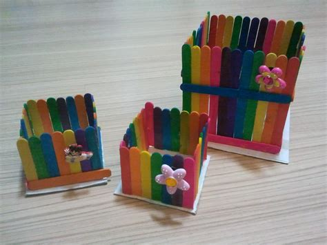 crafts projects simple and craft rainbow box r simple