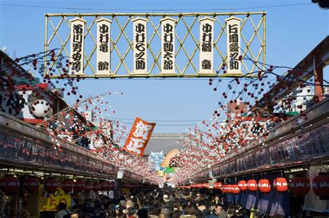 japan during new year learning about new year preparations in japan