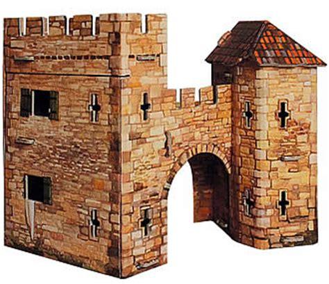 imagenes de barcos de la edad media maquetas de monumentos medievales para montar como puzzles 3d