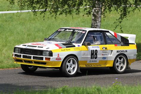 Audi Rally by Audi Quattro Sport Rally Images