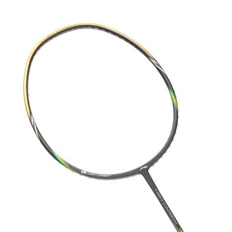 Baru Raket Badminton Lining High Carbon Hc 1800 Original badminton racket mega power hc 1800 aypl112 1