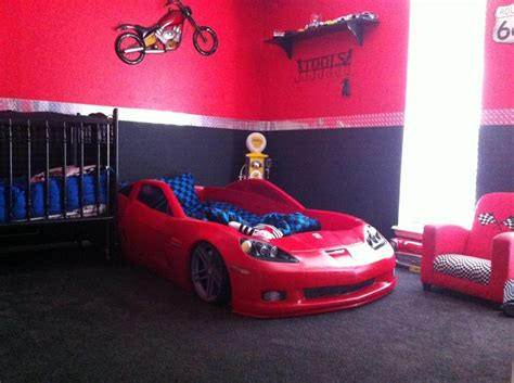 levis room corvette bedding set just bought the kid a