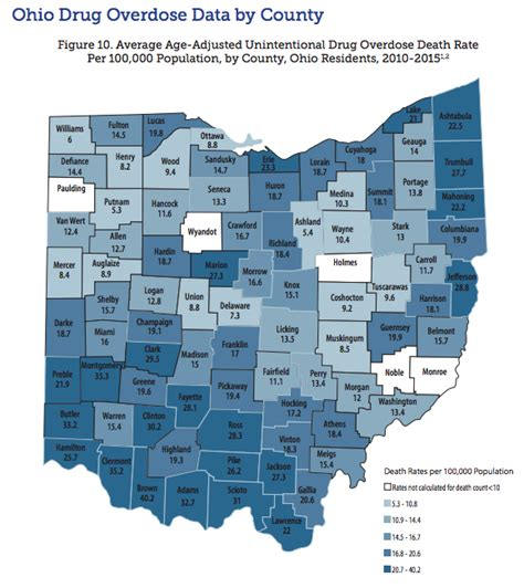 Opiate Detox Centers In Ohio by How Ohio Became The Center Of The Opioid Crisis Attn