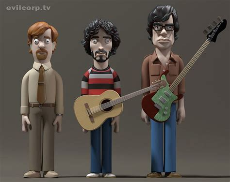 Evil Corp Vinyl - flight of the conchords vinyl idols by evil corp