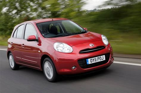 Fogl Nissan March 2010 2013 nissan micra 2010 2013 used car review car review
