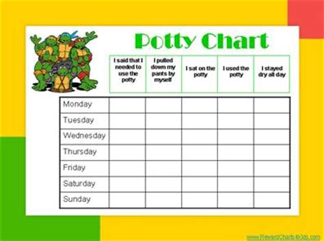 free potty chart printables customize online print at home