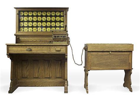 Hollerith Desk jacquard loom the precursor computer the mccarl