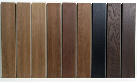 offer thermo ash decking thermo wood wood mecom