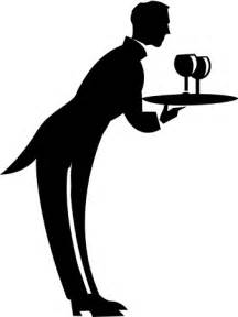 Formal clipart formal waiter clipart