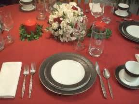 how to set a dinner table how to set a formal dinner table