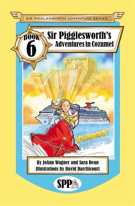 across the yucatan books of children s book series visits cozumel the