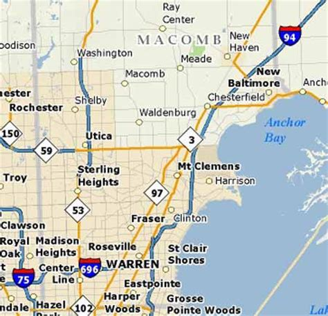 Macomb County Records Macomb County Michigan