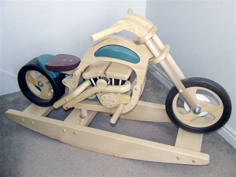 wood bike stand how to decorate a rocking horse how to rocking choppers motorcycle com news