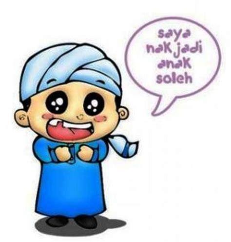 Wallpaper Kartun Anak Sholeh | foto gambar kartun anak sholeh lucu dan menggemaskan