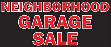 Woodlands Garage Sale by Woodland Park Post Last Neighborhood Garage Sale Reminder