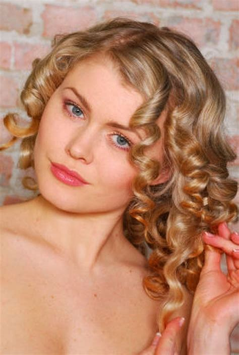 perms for fine hair grey in colour short hairstyle 2013 beautiful long spiral perm haircut and brown color hair