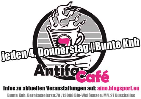 Sticker Drucken Antifa by Antifaschistische Initiative Nord Ost