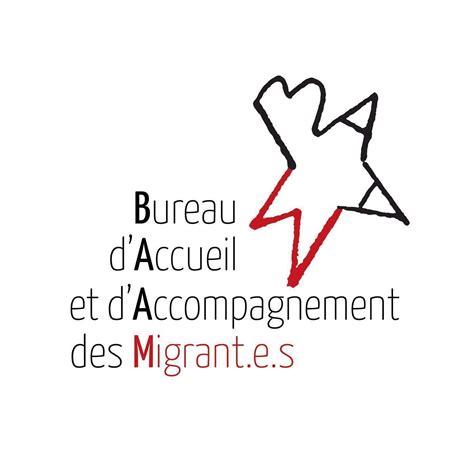 bureau d enqu黎es et d analyses bureau d accueil et d accompagnement des migrants baam