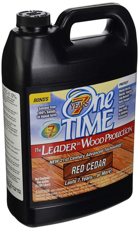 wood sealers  stains   types