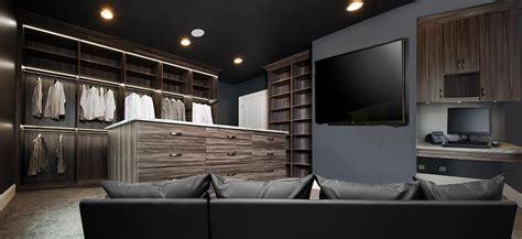walk in closet lighting create a cave office in closet by adding walk in