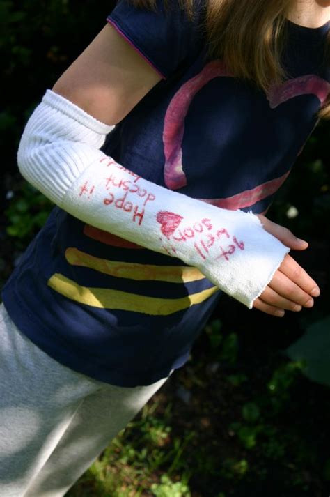diy hospital socks this is a idea use a sock as a pretend cast in