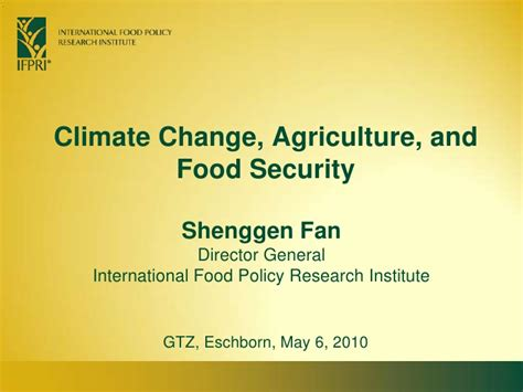 agriculture climate change and food security in the 21st century our daily bread books climate change agriculture and food security