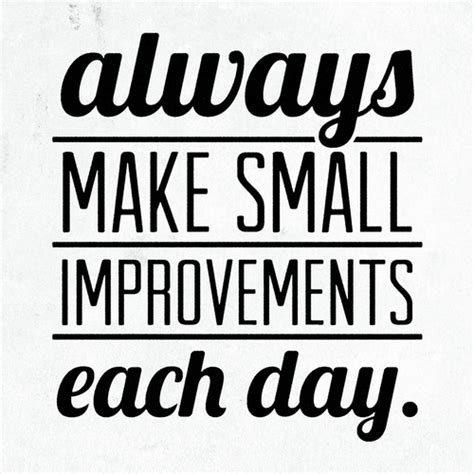 Small Improvements To Your Home Why You Should Commit To Small Daily Improvements Gpn