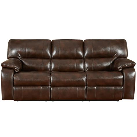 chocolate leather recliner chocolate leather reclining sofa loveseat set