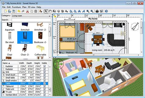 3d remodeling software 3d design software free download
