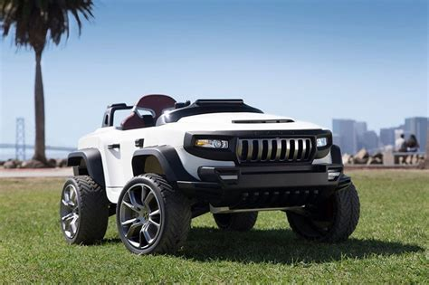 electric jeep for luxury cars for ride on toys in every dreams