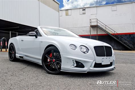 bentley gtc custom what s trending at butler tires and wheels in atlanta ga