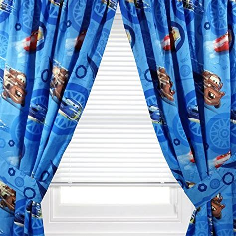 car curtain tie backs disney cars window panel set of 2 panels tie backs 42