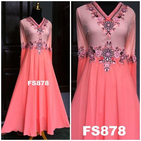 Fs 3063 C Baju Tidur contoh baju gamis lebaran images