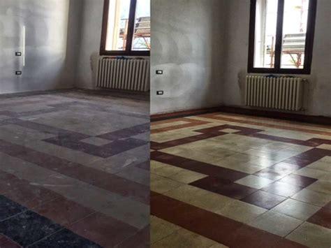 restauro pavimenti euroclean 187 restauro pavimento in pastina di cemento 700