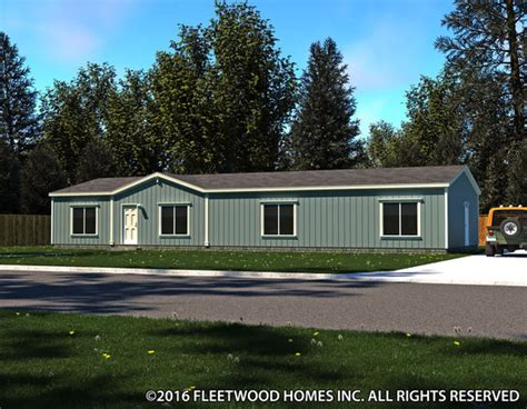 timberwood 28683s fleetwood homes