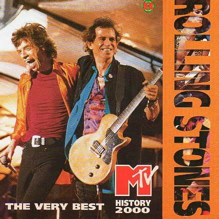 best of rolling stones best mtv history 2000 by rolling stones cd x 2 with