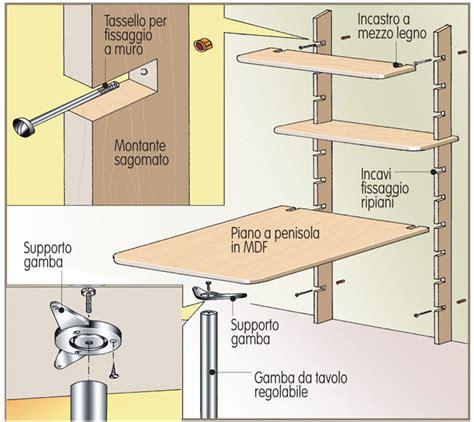 costruire scaffali in legno scaffali modulari fai da te bricoportale fai da te e