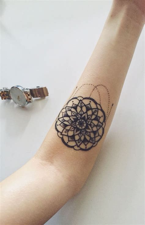 small mandala tattoos style small mandala design mandala