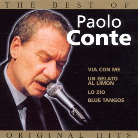 paolo conte the best of paolo conte best of cd covers