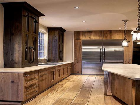 rustic kitchen cabinets paint images